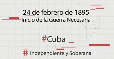 La Revolución cubana es una sola