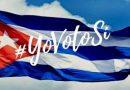 #YoVotoSí por Cuba
