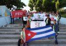 Contingente universitario celebra 25 años de la Educación Superior en Las Tunas