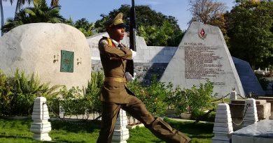 Se aviva el tributo a Fidel en Santiago de Cuba