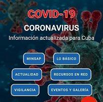 Disponible aplicación desarrollada por Infomed sobre COVID-19
