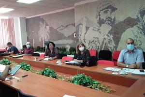 Puntualiza el Ministerio de Educación Superior sobre sus acciones en la etapa de recuperación de la COVID-19.