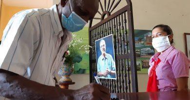 Abren en Las Tunas libro de condolencias para rendir tributo a Eusebio Leal